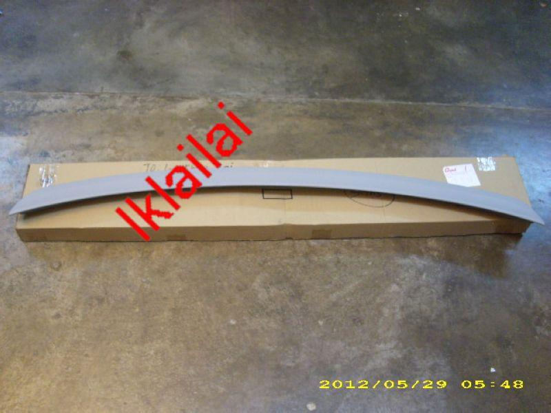 Mercedes Benz W211 `03-09 Rear Trunk Spoiler ABS AMG Style [W211-SR03-