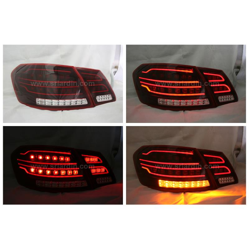 Mercedes Benz W212 09-13 Light Bar LED Tail Lamp