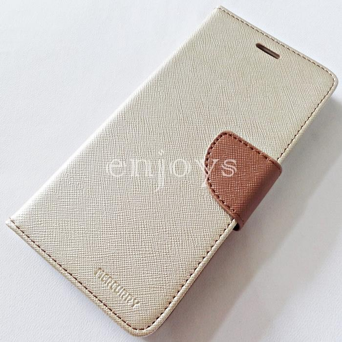 MERCURY Fancy Diary Book Case Flip Cover Xiaomi Mi A1 (Mi 5X) *XPD