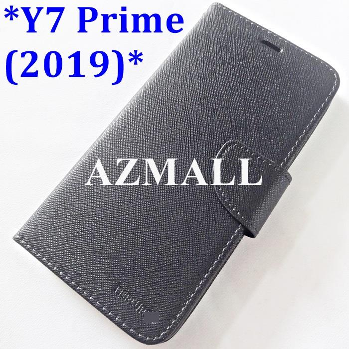 MERCURY Fancy Diary Case Book Flip Cover Huawei Y7 Prime (2019)