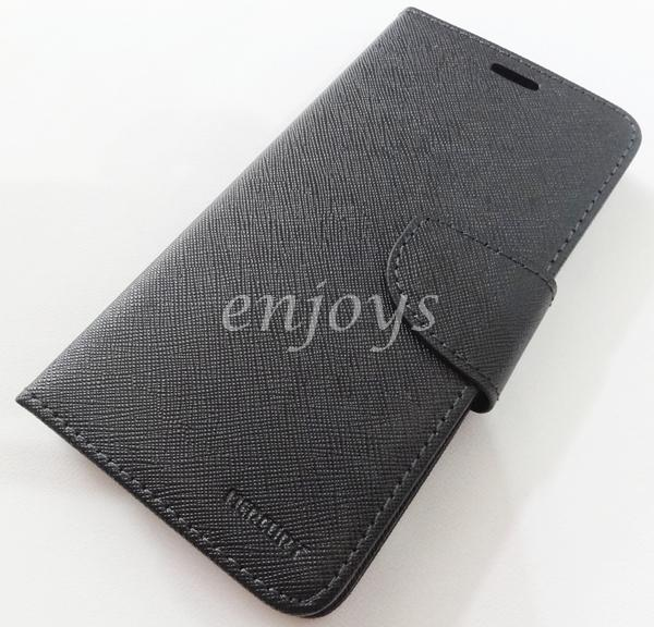 MERCURY Fancy Diary Case Cover Asus Zenfone 5 /Zen5 A501CG ~BLACK *XPD