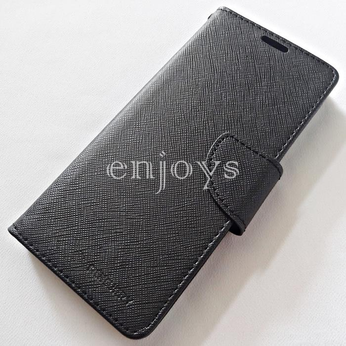 MERCURY Fancy Diary Case Cover Samsung Galaxy S8 /G950F (5.8) BLK *XPD