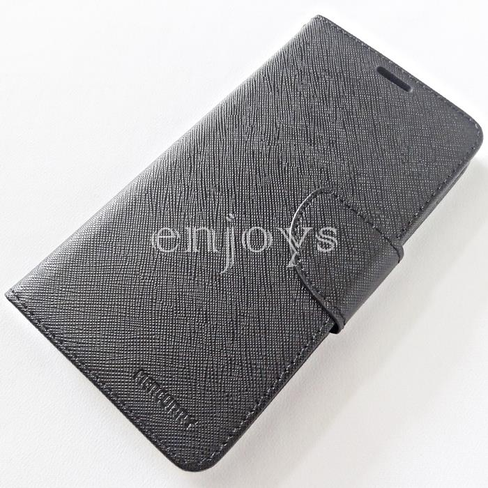 MERCURY Fancy Diary Case Flip Cover Huawei Mate 10 (5.9) ~BLACK *XPD