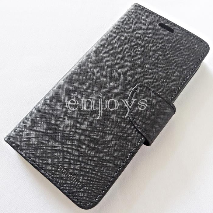 MERCURY Fancy Diary Case Flip Cover Samsung Galaxy J7+ Plus (5.5) *XPD