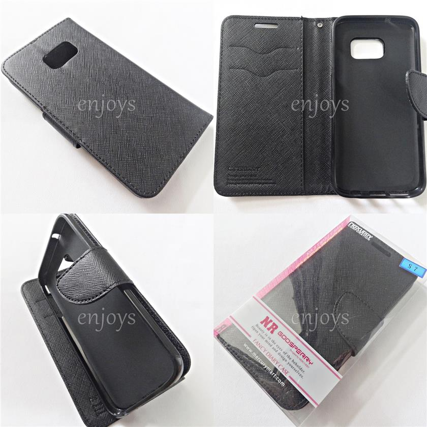 MERCURY Fancy Diary Case Flip Cover Samsung Galaxy S7 /G930F (5.1')