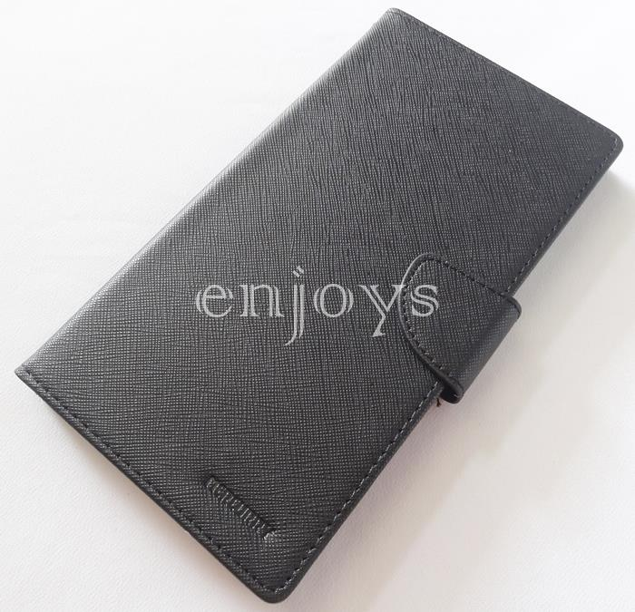 MERCURY Fancy Diary Case Sony Xperia Z Ultra / C6802 XL39h ~BLACK *XPD
