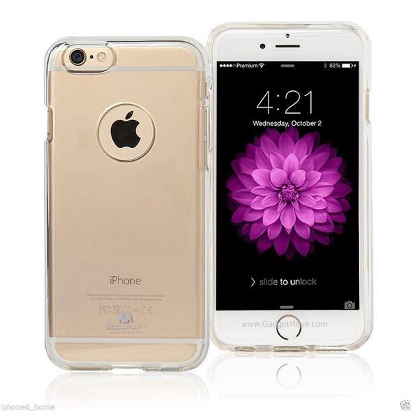 the best attitude fb892 1e8f1 Mercury Goospery Iphone 5S SE 6 6+ 6S 6S+ Transparent Jelly Case Cover