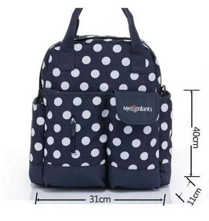 Mes Enfant Diaper Bag - Blue (end 10 5 2017 12 15 AM) 1934a4a8adcee