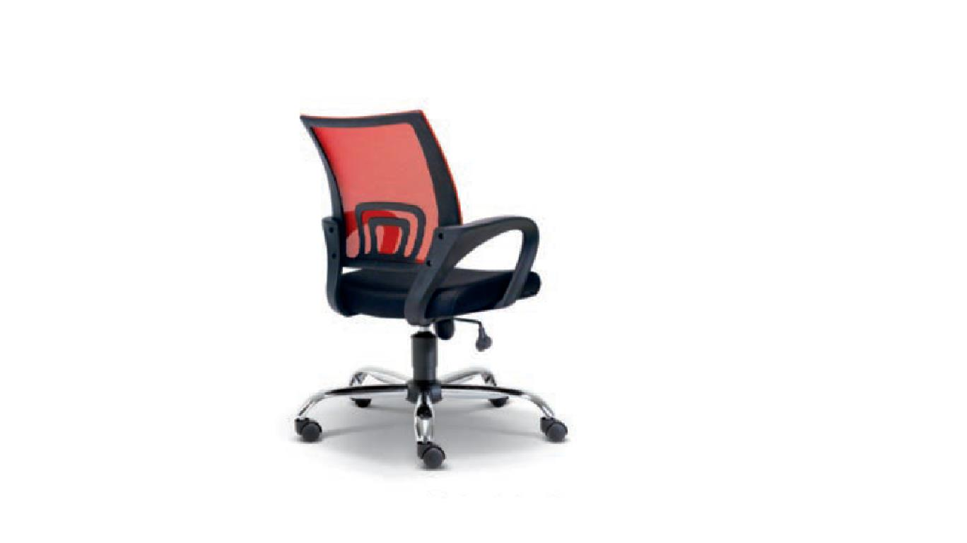 MESH LOW BACK CHAIR E2221H