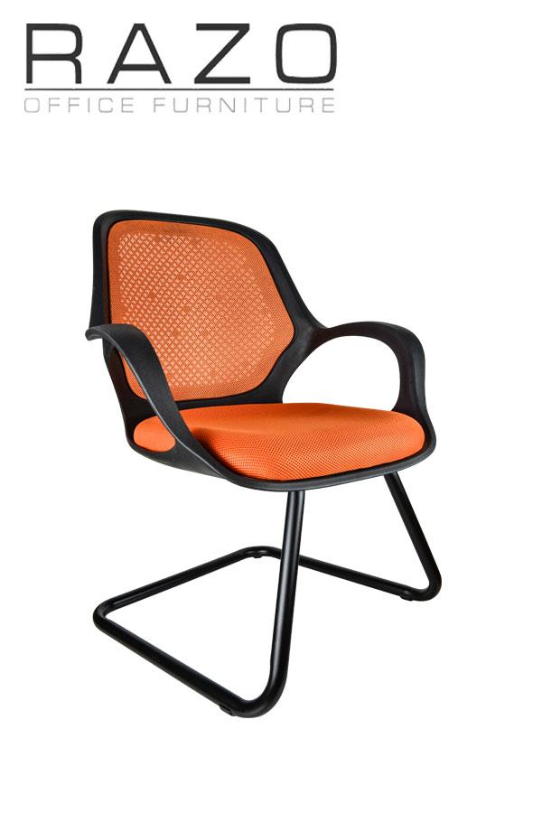 mesh chair visitor chair netting