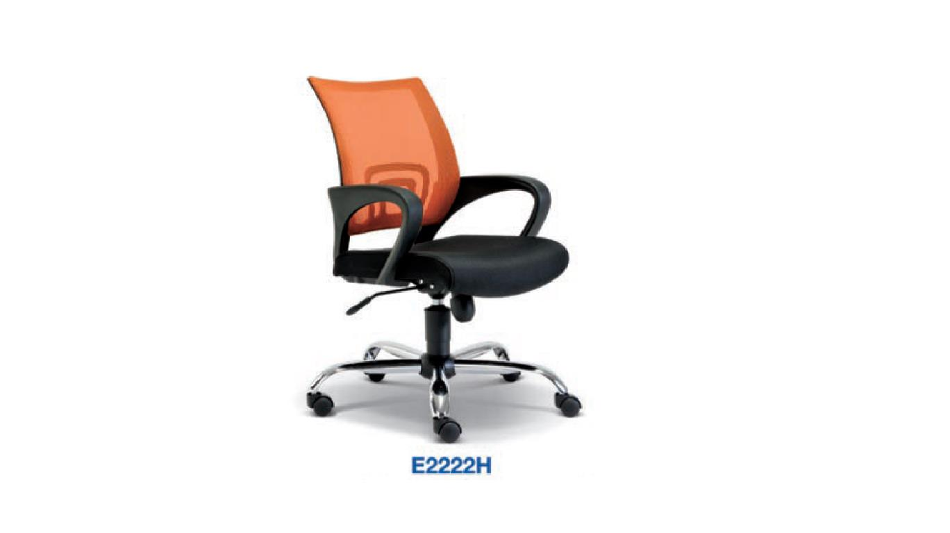 MESHLOW BACK CHAIR E2222H