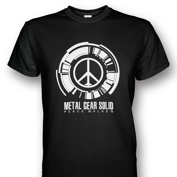 Metal Gear Solid Peace Walker T-shirt