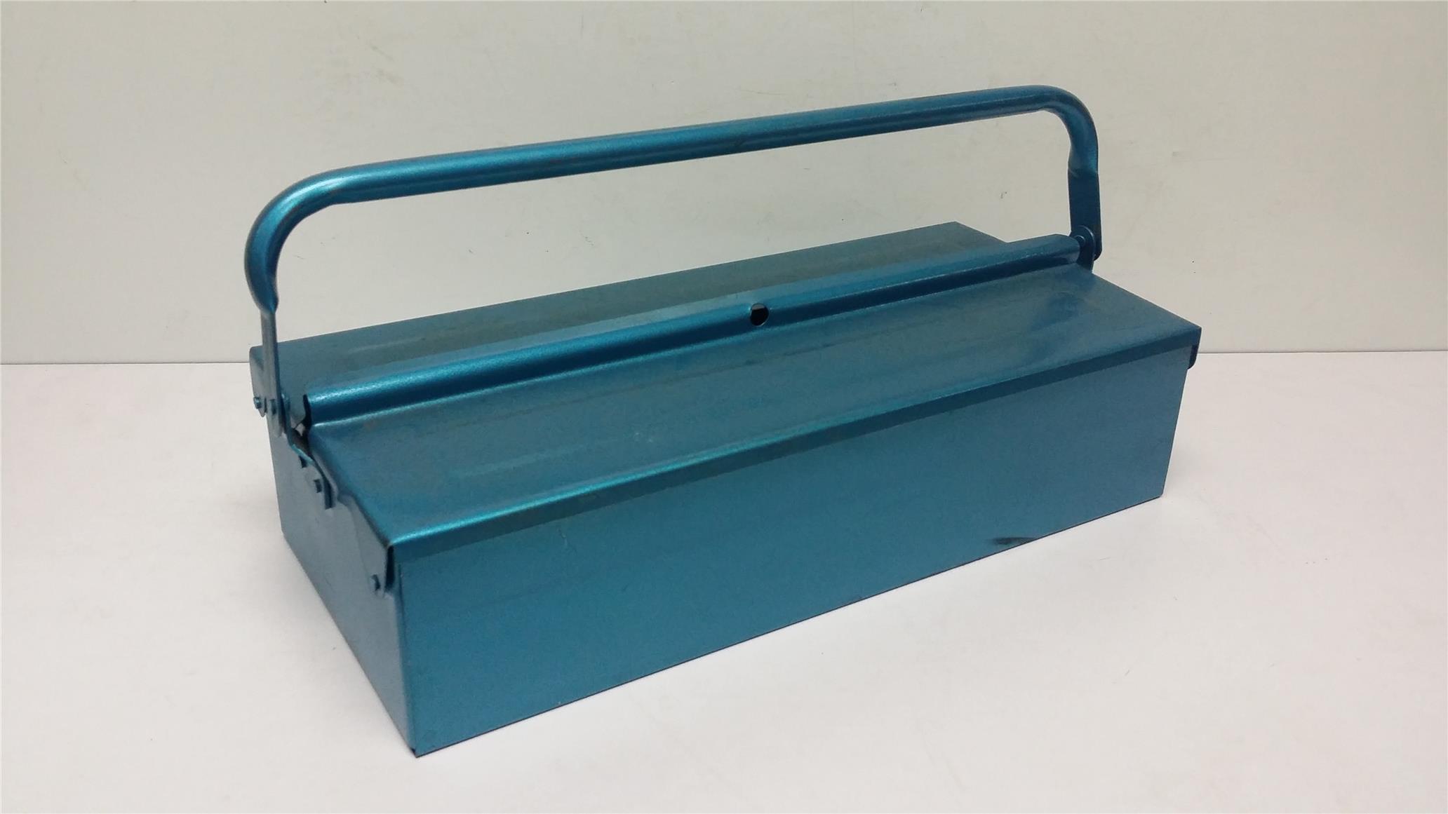 metal tool box. metal toolbox single layer tool box