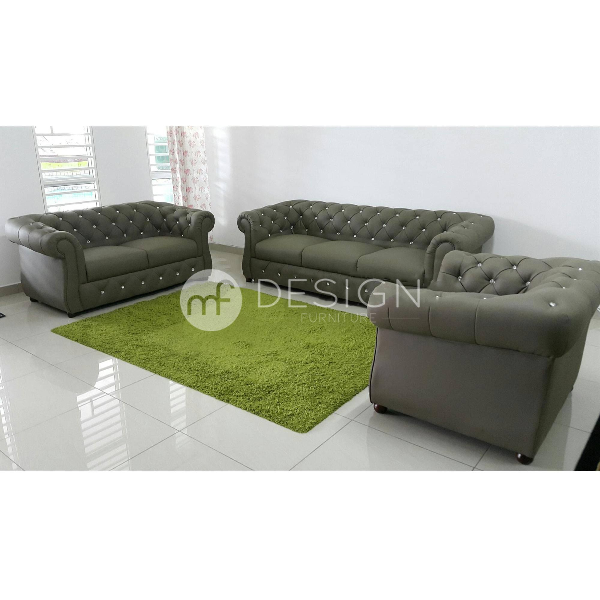 sofa chesterfield murah malaysia. Black Bedroom Furniture Sets. Home Design Ideas