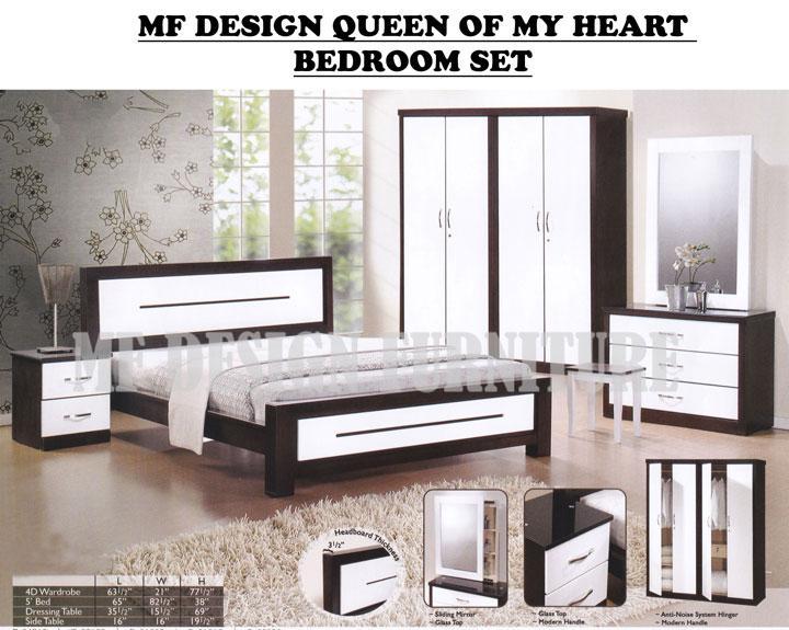 Set Katil Queen Desainrumahid