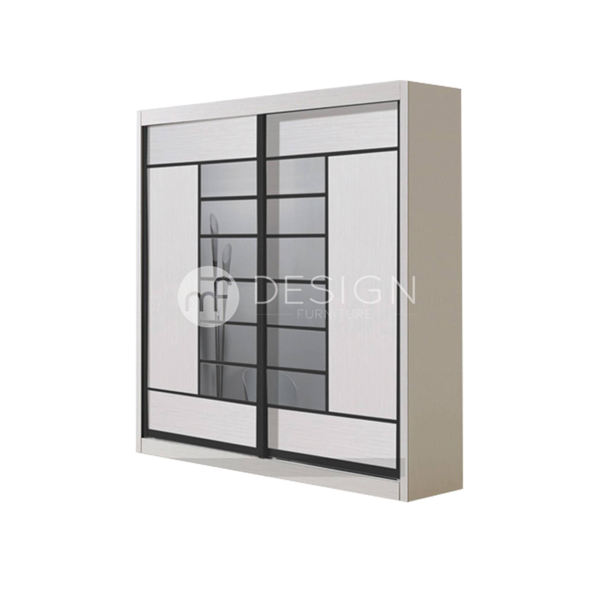 wardrobe 8 feet. mf design silvia 6 x 8 feet wardrobe