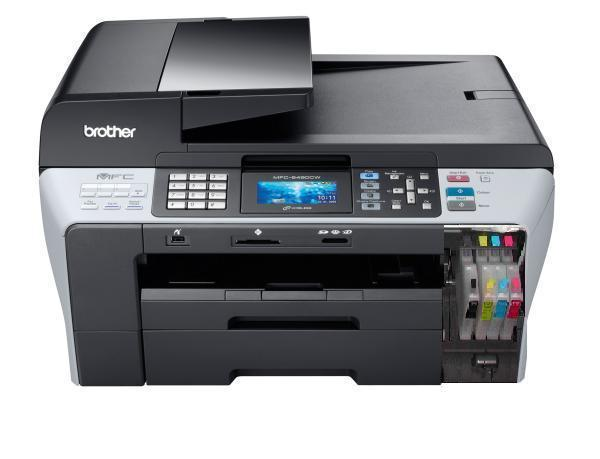 MFC 6490CW New Brother A3 Inkjet printer + ARS system