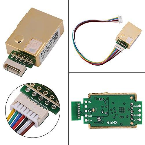 Home Appliance Parts Infrared Carbon Dioxide Sensor Mh-z19b Co2 Sensor Module