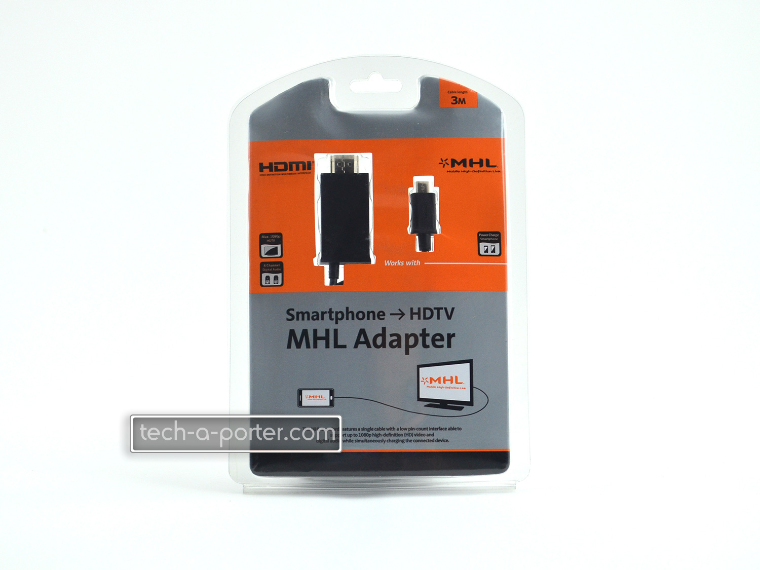 MHL To HDMI TV Adapter - 3 Meters