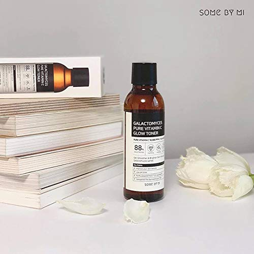 .... . SOME BY MI Galactomyces Pure Vitamin C Glow Toner 200ml (6.7oz)