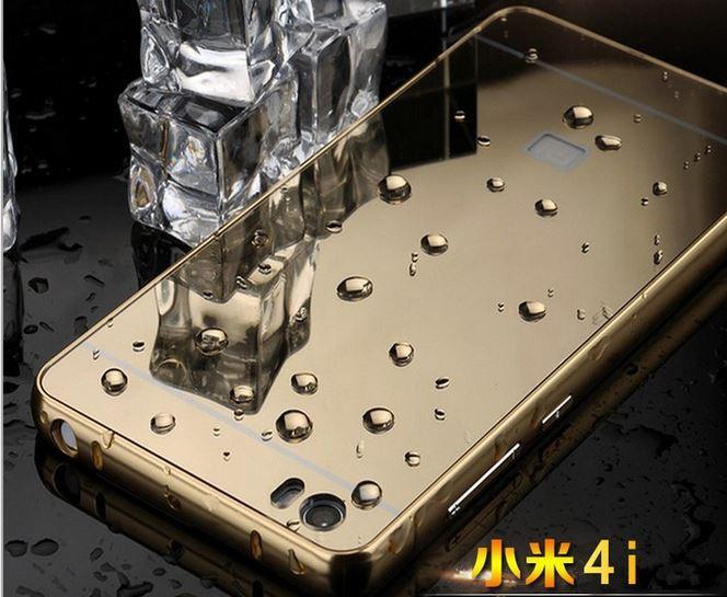 MI MAX Redmi Note 2 3 Mi3 Mi4 Mi5 Mi4i Mi4S PRO MIRROR Bumper Case. ‹ ›