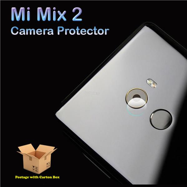Mi Mix 2 Tempered Glass Camera Protector