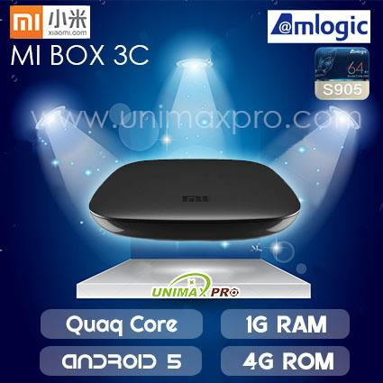 Mibox 3C TV BOX - M8S CS918 MI MYIPTV HDTV UNBLOCK UBOX TECH 3