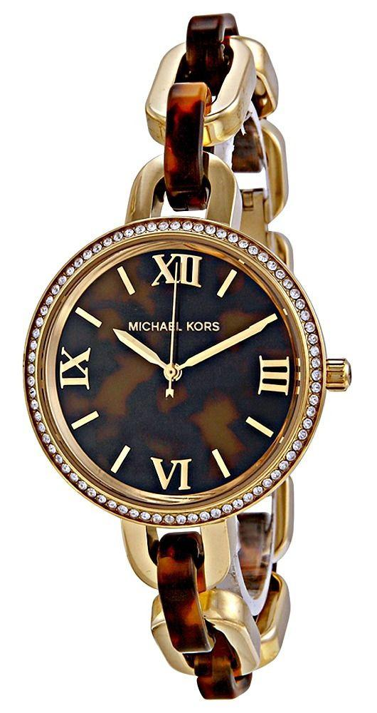 Michael kors delaney gold tone torto end 7262019 815 pm michael kors delaney gold tone tortoise womens watch mk4281 gumiabroncs Image collections
