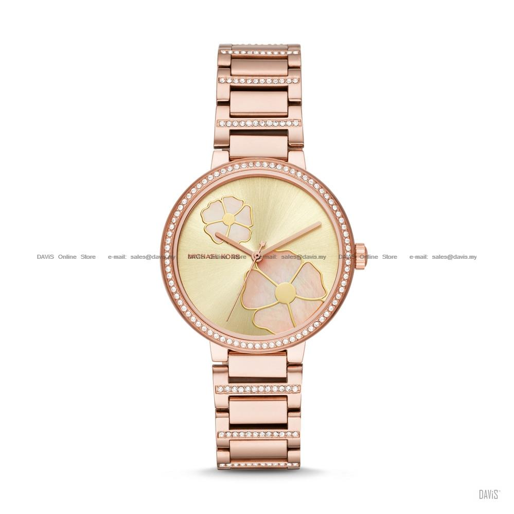 13053b0642e4d MICHAEL KORS MK3836 Women s Courtney (end 6 20 2020 2 40 PM)