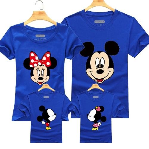 Mickey Family 3-Pieces Set T-Shirts (end 3/17/2019 8:39 PM)