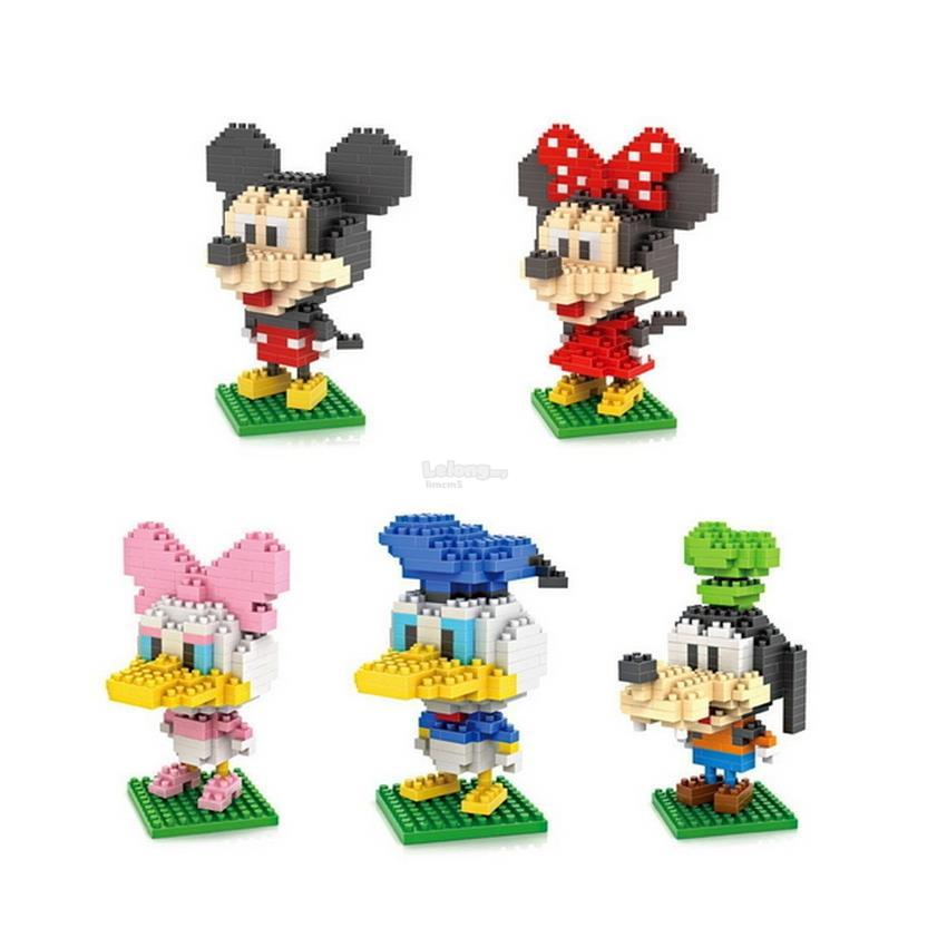 Mickey and Friends Nano/Diamond Block
