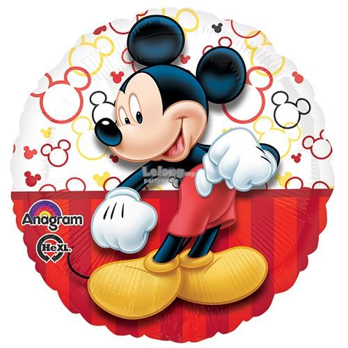 Mickey Mouse 17-inches Foil Balloon 30645