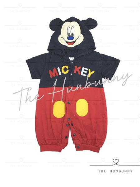 c0c5e4ddc Mickey Mouse - Baby Romper Jumpsuit (end 9/15/2019 12:15 AM)