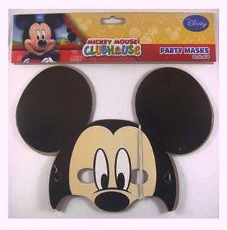 Mickey Mouse and Friends Party Pack Saver Kids Birthday and Mask Set