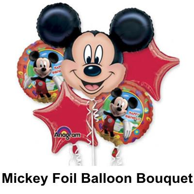 Mickey Mouse Happy Birthday Balloon End 8 23 2019 315 PM