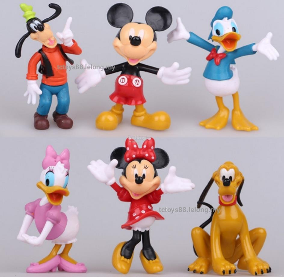 Mickey Mouse Minnie Mouse Daisy Dona End 3112019 238 Pm