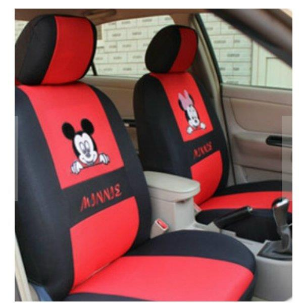 Awesome Micky Minnie Baby Car Seat Cover Alphanode Cool Chair Designs And Ideas Alphanodeonline