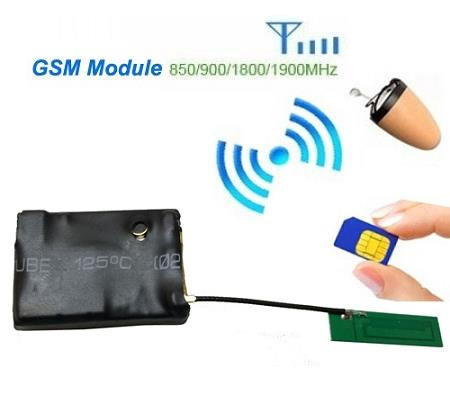 Micro GSM Transmitter With Earpiece (WGM-16A).