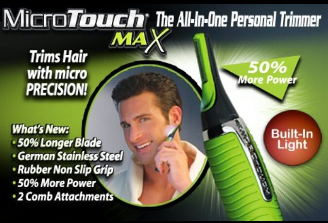 Micro Touch Max Multi-Function Trimmer / All In One Trimmer