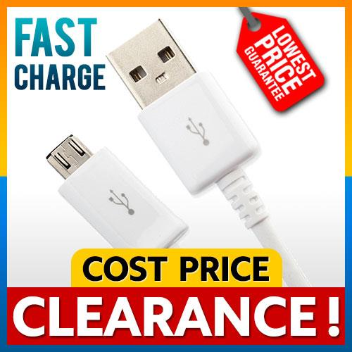 Micro USB Cable for Samsung HTC Sony LG Lenovo Xiaomi Huawei & etc