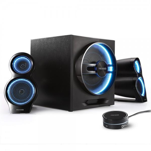 MICROLAB T10 GAMING SPEAKER for LAPTOP PC