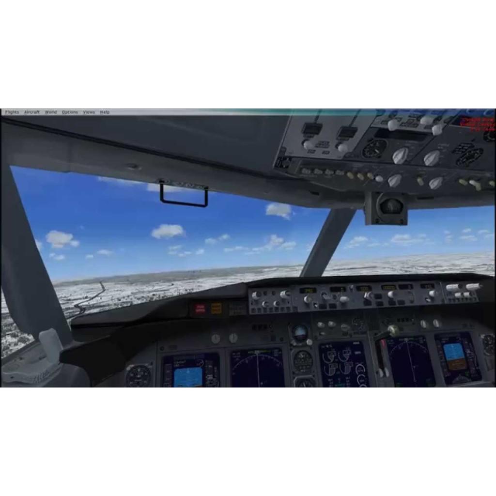 Microsoft Flight Simulator X Steam Edition Offline with DVD