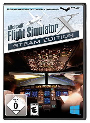 Microsoft Flight Simulator X: Steam Edition for PC - Windows (select)(