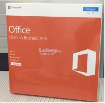 Pack Office Microsoft 2016