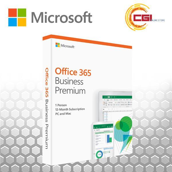Microsoft Office 365 Business Premium (KLQ-00429)