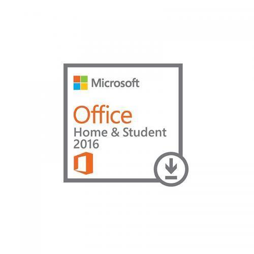 Microsoft Office Home and Student 2016 Retail Box With COA Sticker