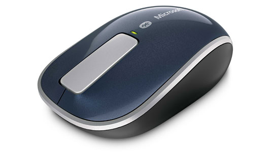 MICROSOFT SCULPT TOUCH WIRELESS LASER BLUETRACK MOUSE (6PL-00005)