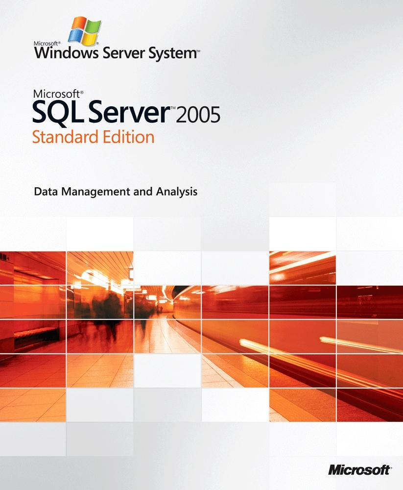 Microsoft SQL Server 2005 Enterprise Edition (NEW IN BOX )