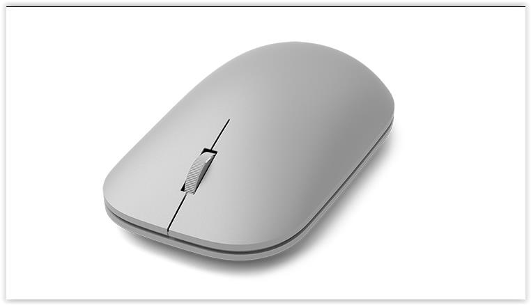 MICROSOFT SURFACE BLUETOOTH BLUETRACK TECHNOLOGY MOUSE WS3-00005