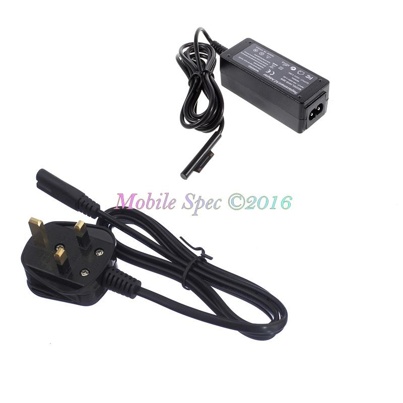 Microsoft Surface Pro 3 Magnetic Power Supply Wall Charger Adapter